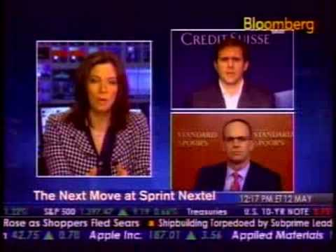 James Moorman on Bloomberg 05-03-08