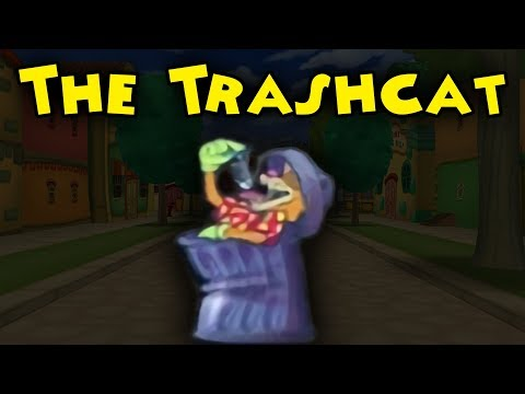 The Trashcat