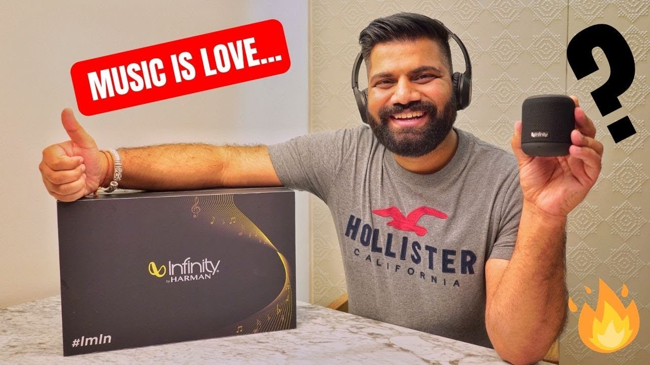 Infinity By Harman Unboxing & First Look - Earphones, Headphones & Bluetooth Speakers???????