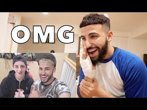 REACTING TO MY NEVER BEFORE SEEN VLOGS!!!