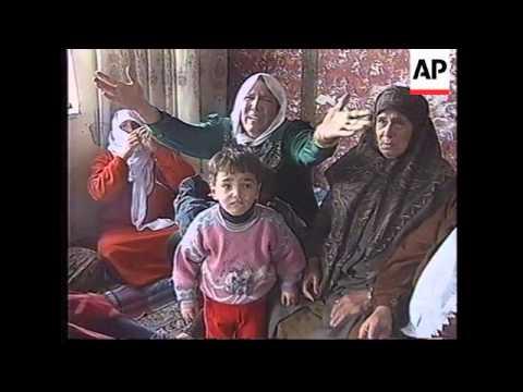 GAZA STRIP: 2 BOMBS EXPLODE NEAR JEWISH SETTLEMENT UPDATE (2)