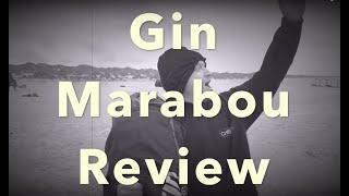 Gin Marabou is the first production hybrid single skin kite. We test the kitefeel, the relaunch in flat water and little waves. And check out the low end stability.