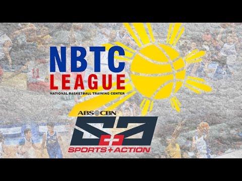 NBTC League Finals Division 1 | Sacred Heart School - Ateneo de Cebu vs San Beda College
