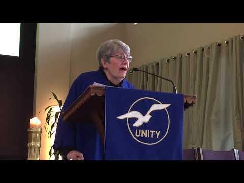 The Grateful Heart, Rev Sandra Butler, November 19, 2017
