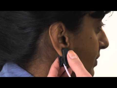 Nonin 8000Q2 Ear Clip Pulse Oximeter Sensor: Use