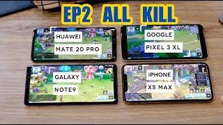 รีวิว iPhone XS Max vs Pixel 3XL vs Mate 20 Pro vs Note 9   EP 2   อยากได้ก็ซื้อ