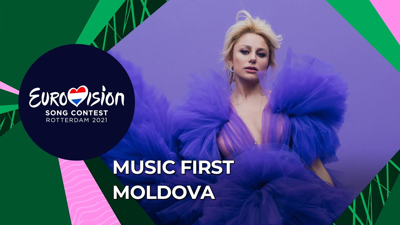 Music First with Natalia Gordienko from Moldova 🇲🇩 - Eurovision Song Contest 2021