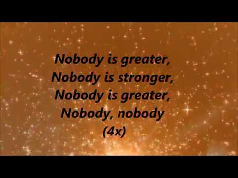 Alex Holt and Free Worship - Nobody (Lyrics)