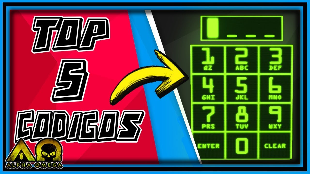 Download TOP 5 MEJORES CODIGOS ALPHA OMEGA ZOMBIES DLC 3 BLACK OPS 4