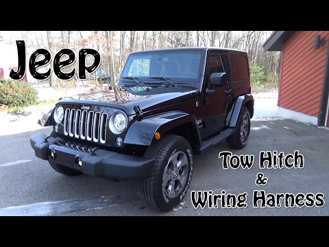 Custom Jeep Tj Tow Wiring Wiring Diagram Meta