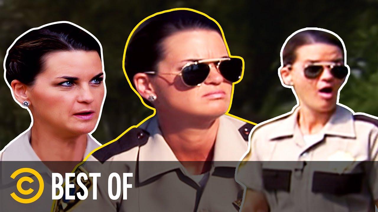 Best of Cherisha Kimball - RENO 911!