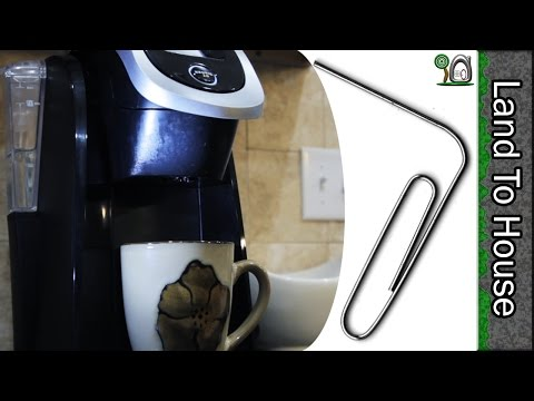 Keurig 2.0 Slow Flow FIX