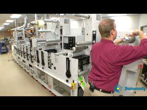 Flexographic Printing Part 2- Press Setup (Shawn Oetjen)