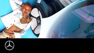 """Mercedes-Benz Fashion: Slick Woods About """"Youth"""" 