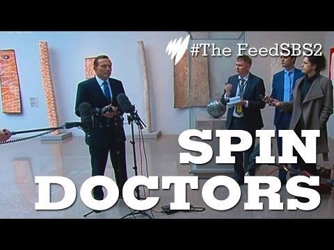 Political Spin Doctors I The Feed