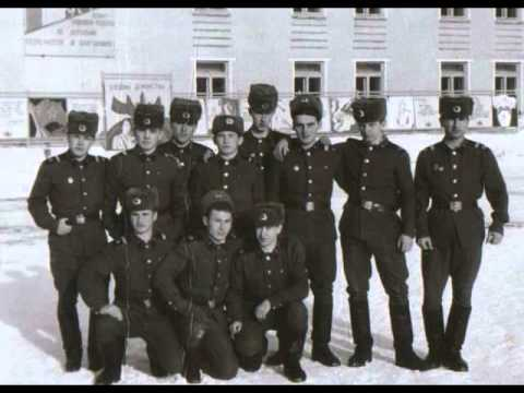 РВСН. Красноярск 66. 1 полк. в/ч 44173. 86-88 Wmv
