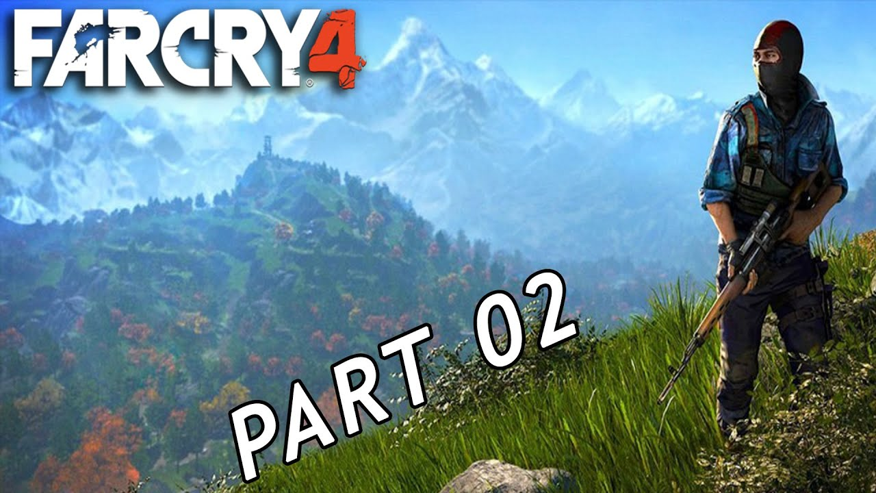"Far Cry 4: Walkthrough Part 2, ""Far Cry Walkthrough ..."