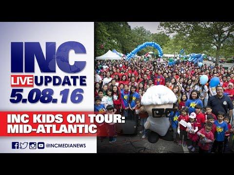 INC Live Update: INC Kids On Tour - Mid-Atlantic