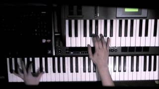 Michael McCann - Icarus ( keyboard cover)