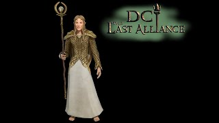 The DCI team follow up the Lothlórien video with a Galadriel previe...