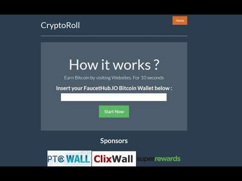 Cryptoroll.xyz Review - Earn Bitcoin Fast Every Day