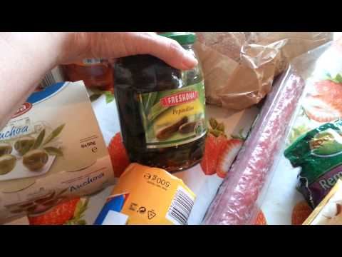 Что можно купить в испании на евро магазин lidl