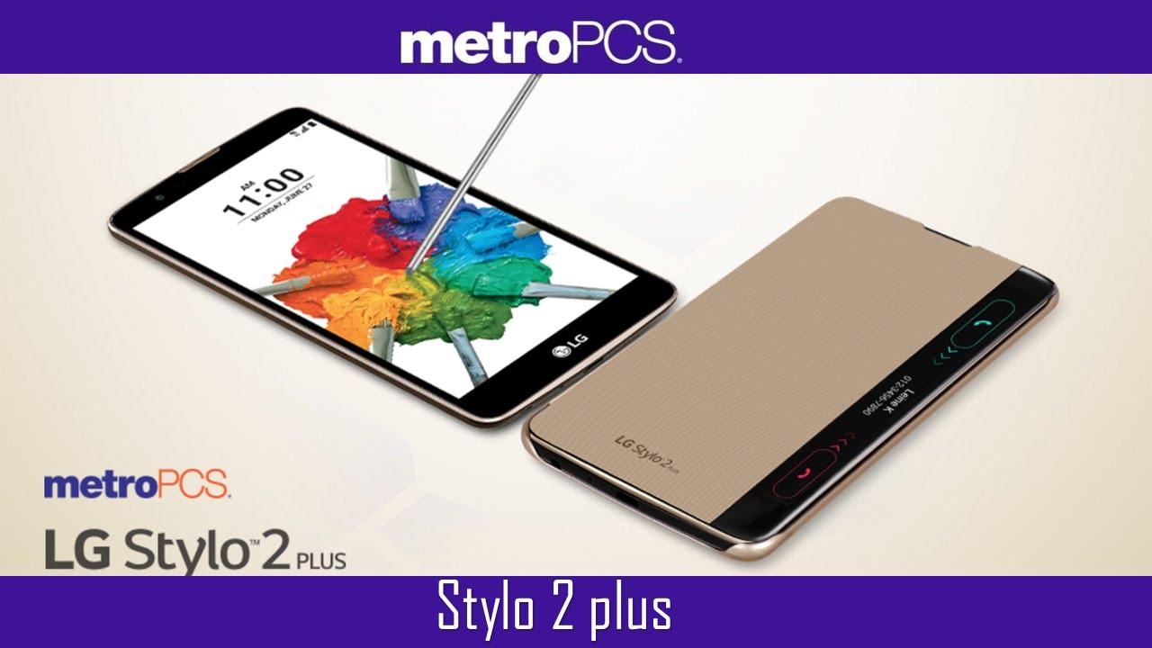 LG Stylo 2 plus for metro PCS