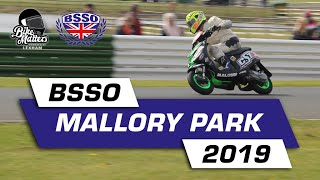 *B.S.S.O SCOOTER RACING* - MALLORY PARK 2019!