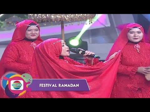MERAH MERIAH! Panggung Festival Ramadan Makin Meriah Berkat Mt Attaufiqiyah | Festival Ramadan 2018