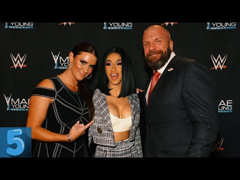 Cardi B JOINING The WWE? (Cardi B COMPETING In Match At SummerSlam 2019)