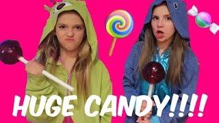 IT'S SUGAR | GIANT Candy | Coco Quinn | Quinn Sisters