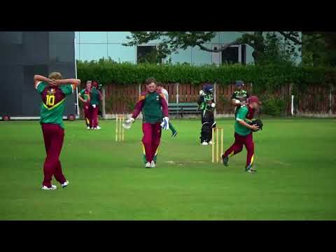 CSE DUBAI Vs Merrion Cricket Club-Ireland-35 overs Match (CSE Batting)