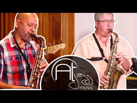 AT JAZZ Music #26 - Idriss Boudrioua e Angelo Torres