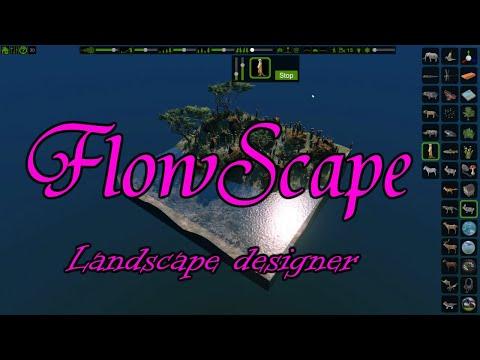 FlowScape landscape creator for PC |