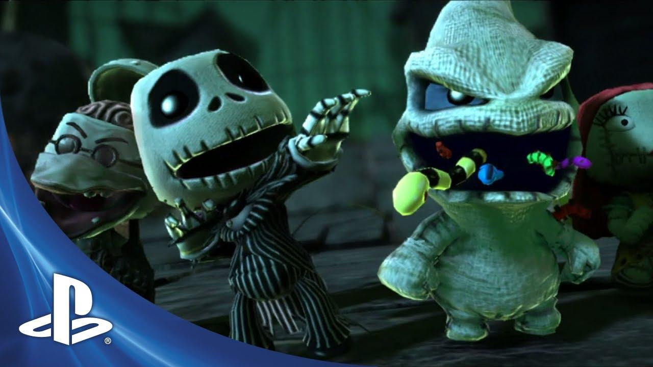LittleBigPlanet Presents: The Nightmare Before Christmas - YouTube