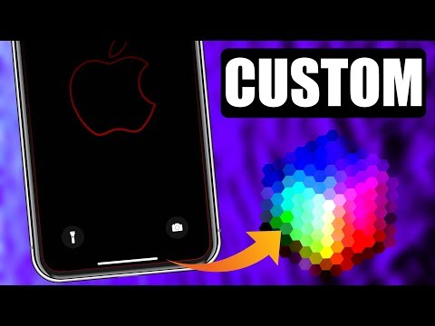 Create Custom Colored Iphone Border For Iphone Random Shortcut For Users With A Home Button Youtube