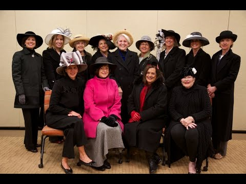 A History of the Mary Free Bed Guild - YouTube