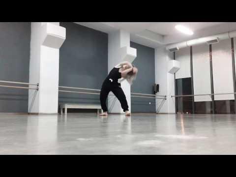 Rag'n'Bone Man -Human           Contemporary Dance  || My Improvisation-Choreography Faidra Daioglou