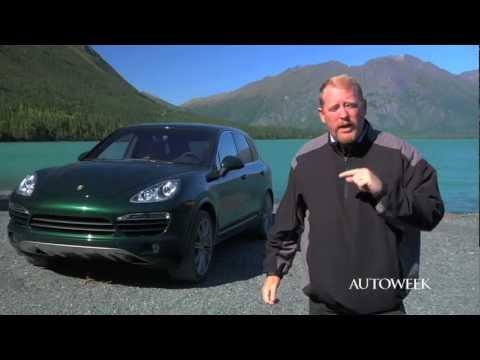 2013 Porsche Cayenne Diesel - Autoweek Drives