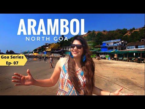 Russian Beach Goa | русский пляж Гоа | Arambol Beach | Sweet Lake | Banyan Tree