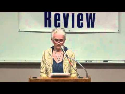 Beverly Lowery speaks at American Book Review Lecture Series