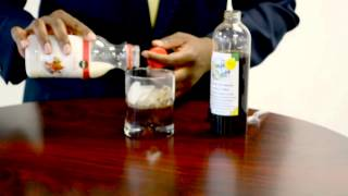 How to make a Ice Latte with our Essence