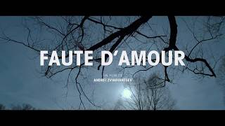 FAUTE D'AMOUR (Loveless) 2017 Streaming VOST-FRENCH
