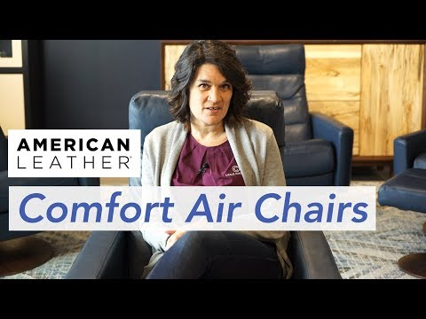 American Leather Comfort Air Chair (Review, Cost, Features)