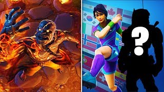 *NEW* Fortnite Update: Season 8 EVENT, NEW SKIN LEAKED, & Soccer Skins BACK