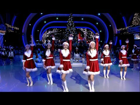 Happy New Year 2018 ! Best Christmas Show Dance Jingle Bells