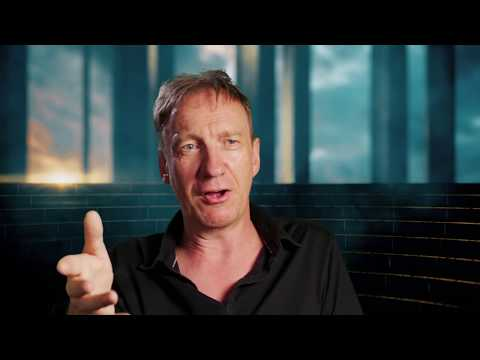"Wonder Woman ""Sir Patrick"" Interview - David Thewlis"
