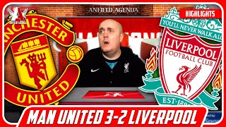 OUT OF THE CUP! Liverpool Fan Reacts to Man United 3-2 Liverpool