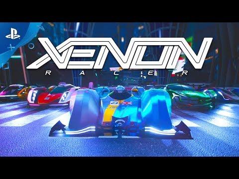 Xenon Racer - Reveal Trailer | PS4 Mp3