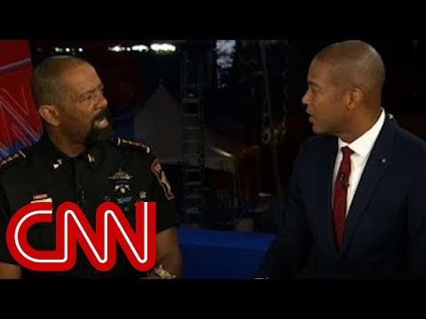 Thumbnail: Don Lemon, sheriff spar over police shootings
